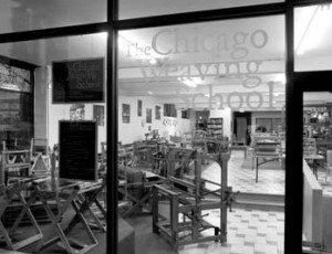 Chicago Weaving School, Owner Natalie Boyette